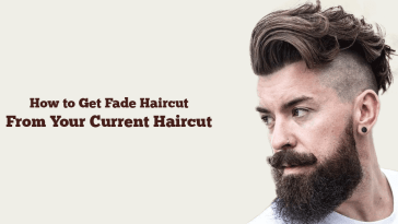 Layers To Fade haircut
