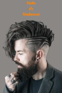 undercut or fade haircut