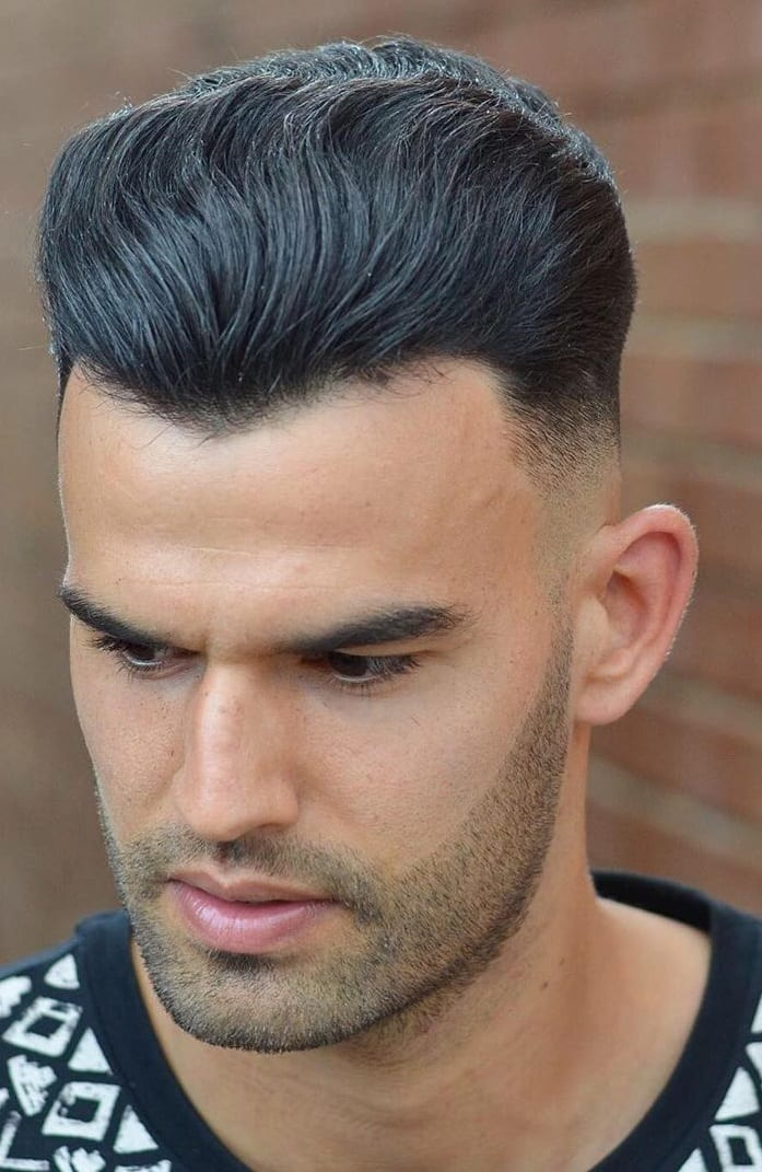 2 Amazing Hairstyles For Men To Choose From – Fade & Undercut