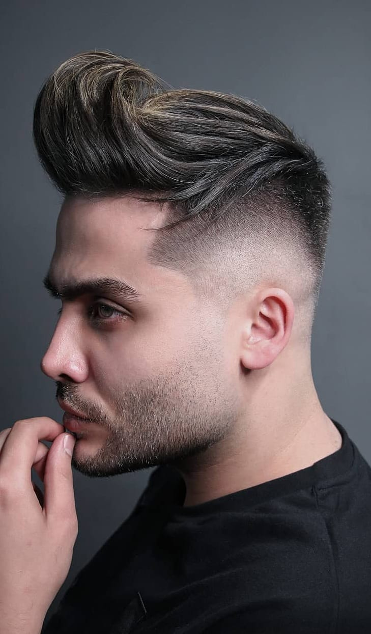5 Messy Hairstyles For Men!