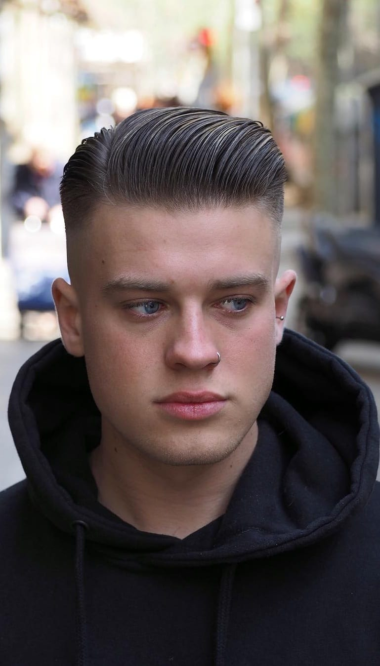 5 Popular Side Fade Haircuts For Men To Try In 2019