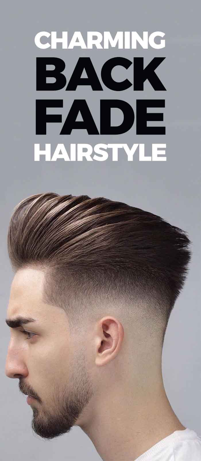 Back Fade Hairstyle 2019!