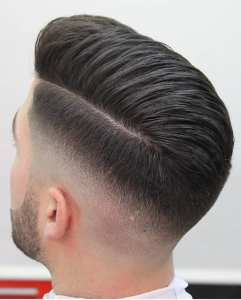 Back Fade Hairstyle