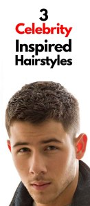 Celebrity Inspired Hairstyles For Men To Try.