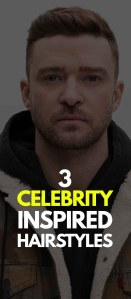 Celebrity Inspired Hairstyles For Men To Try!