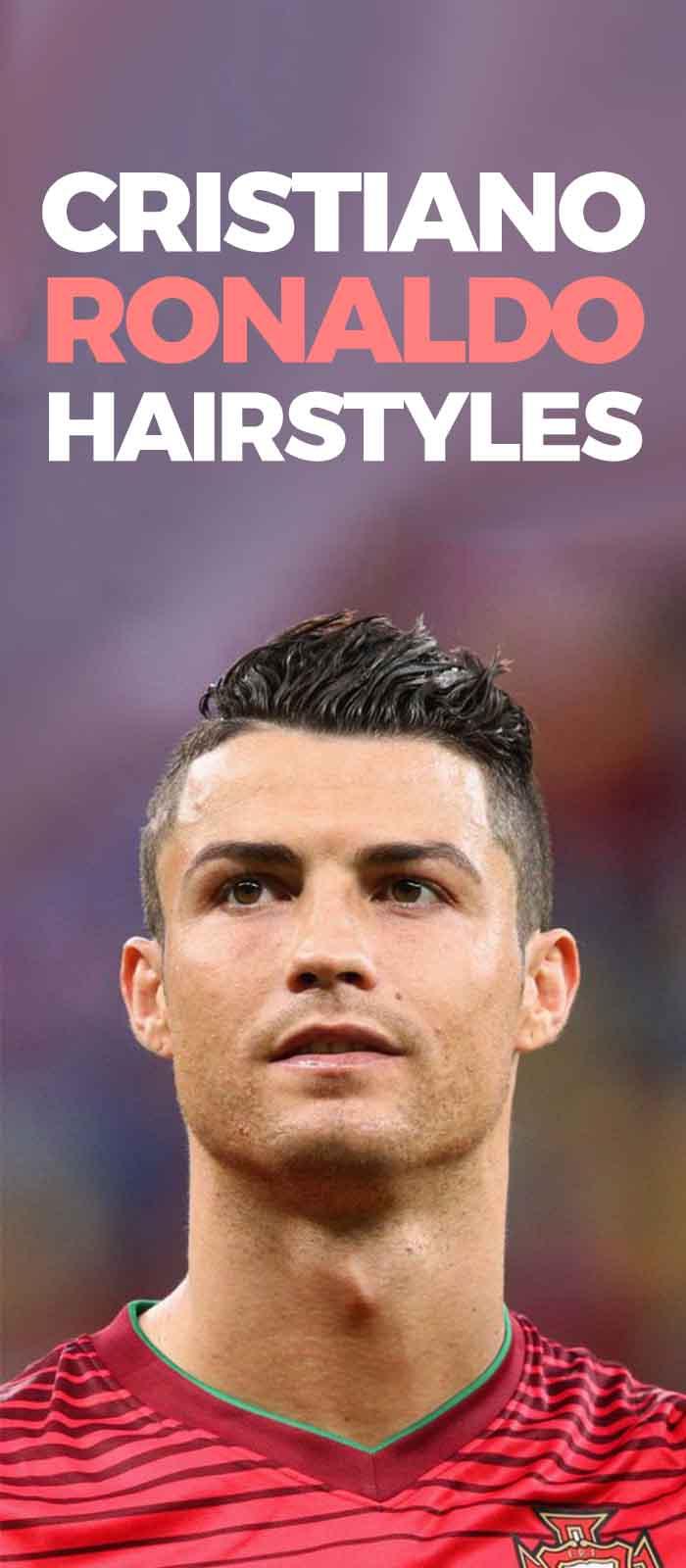 Cristiano Ronaldo Haircuts 2019.