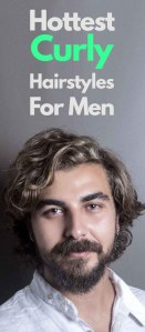 Curly Haircut For Men