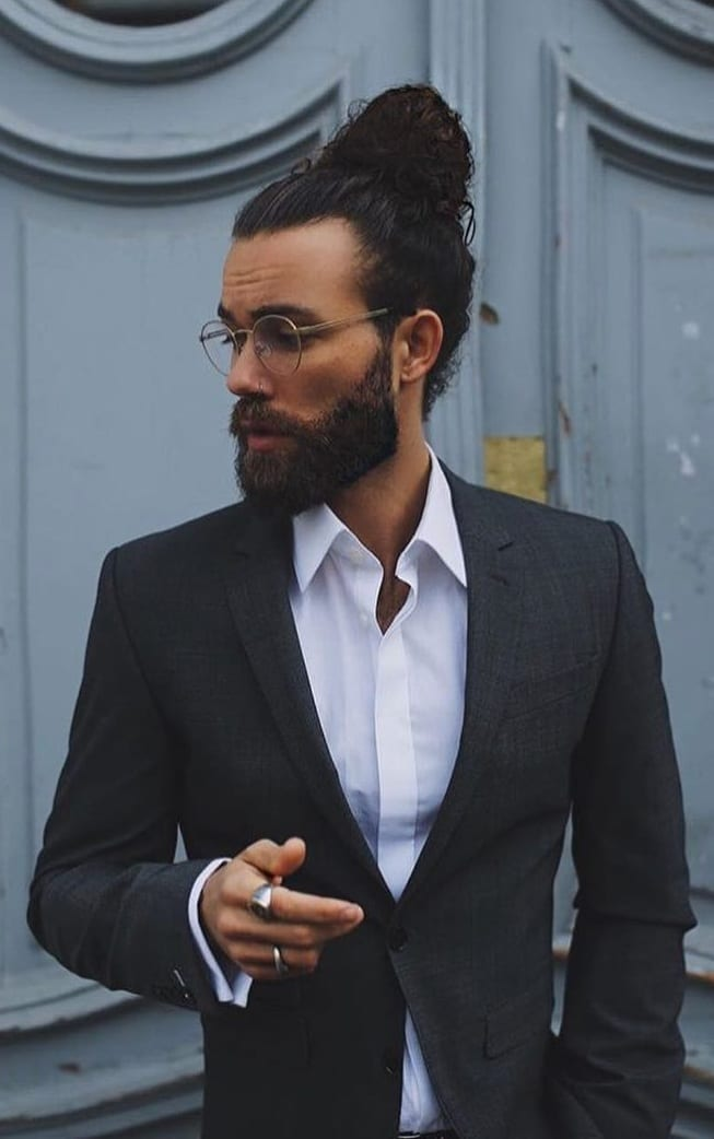Easy Ponytail Hacks Men Should Know About!