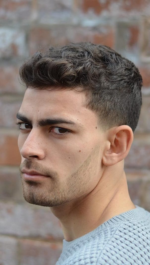 Fade Hairstyle For Men In 2019