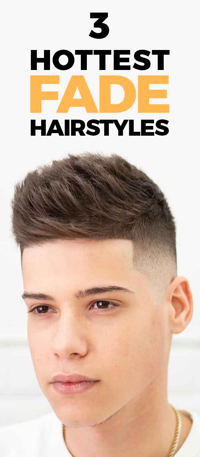 Fade Styles For Men!