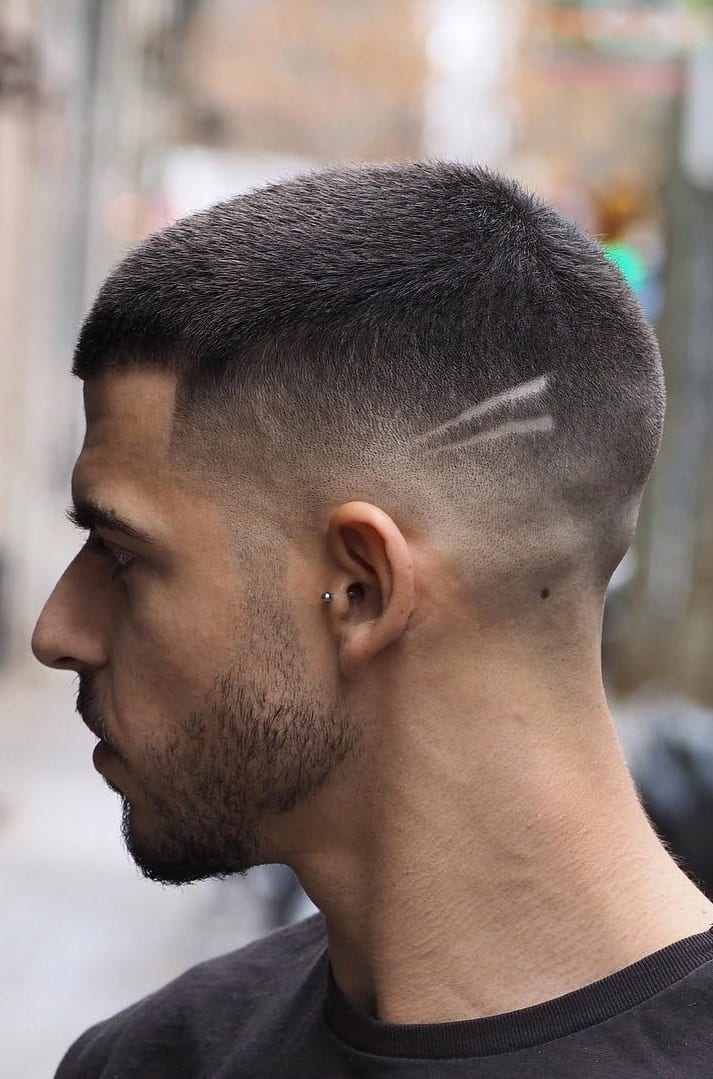 Hair Length Requirement For A Fade!