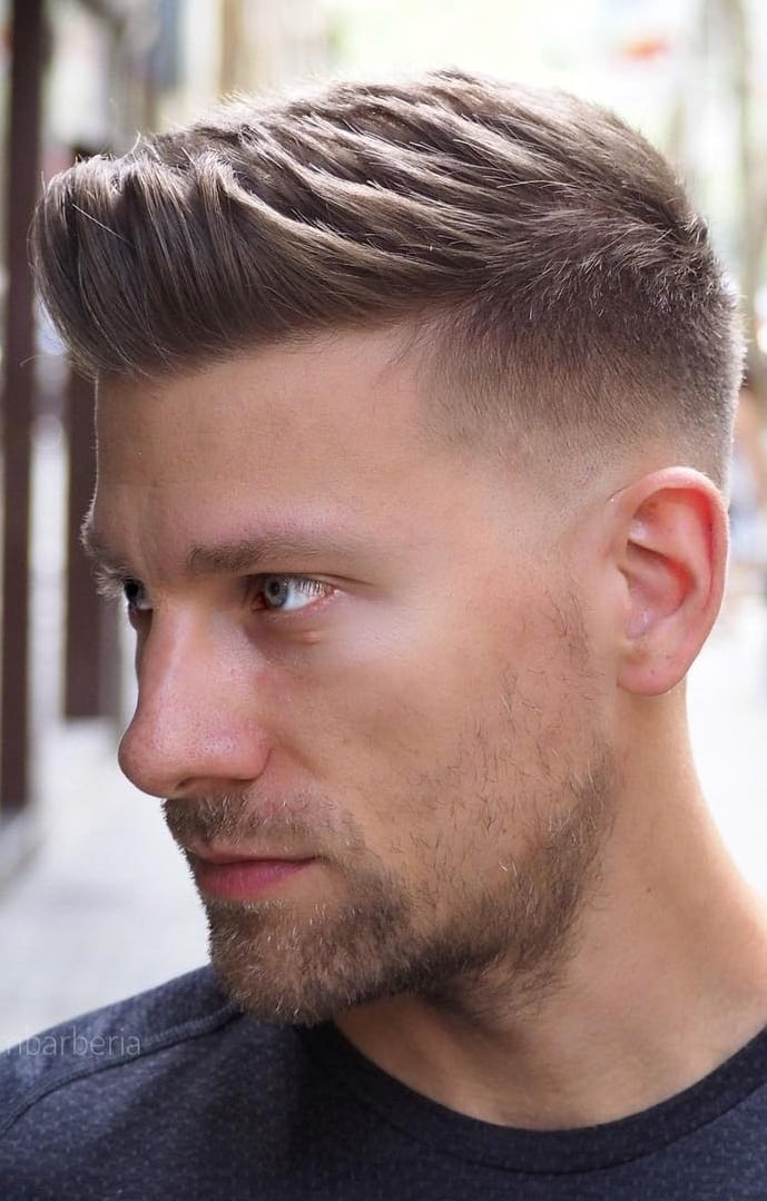 Hair Length Requirement For A Fade.