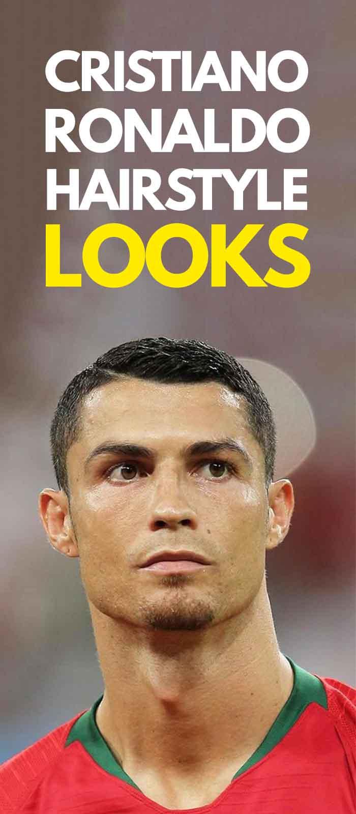 Hairstyle Looks Cristiano Ronaldo 2019
