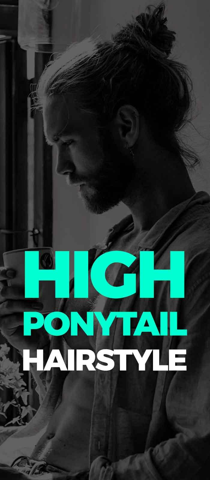High Ponytail Haircuts.