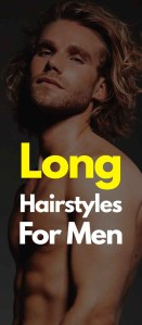 Long Hairstyle For Men