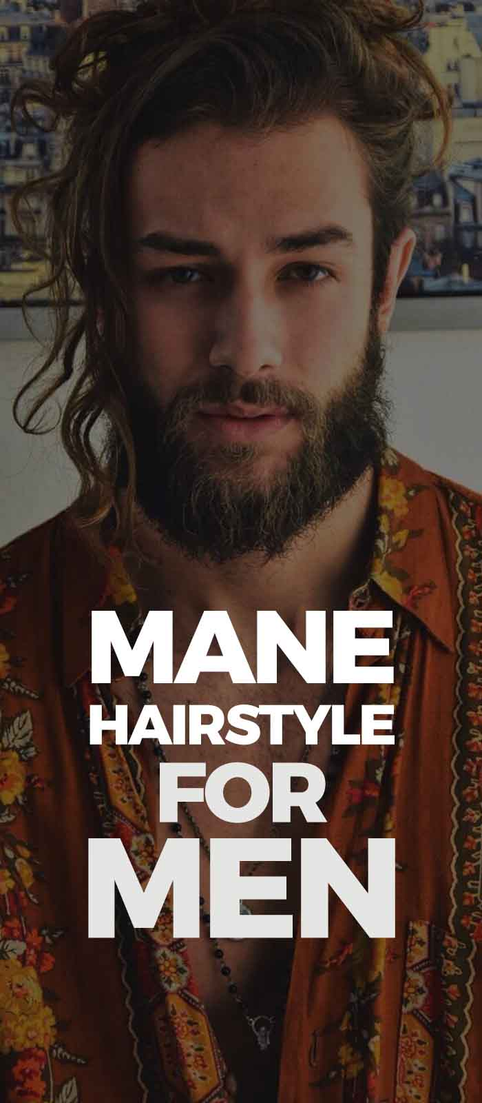 Mane Haircut For Men 2019