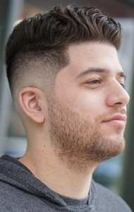 Men Must Definitely Try This – Side & Back Fade!
