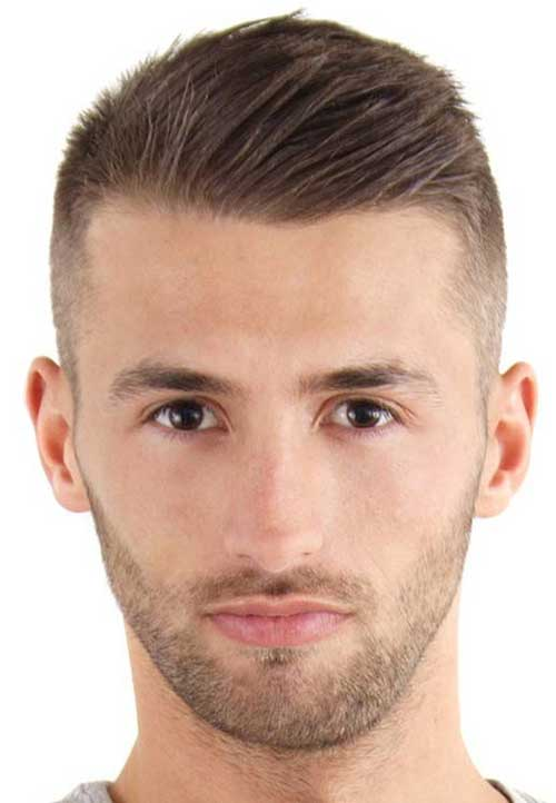 Mens Short Hair
