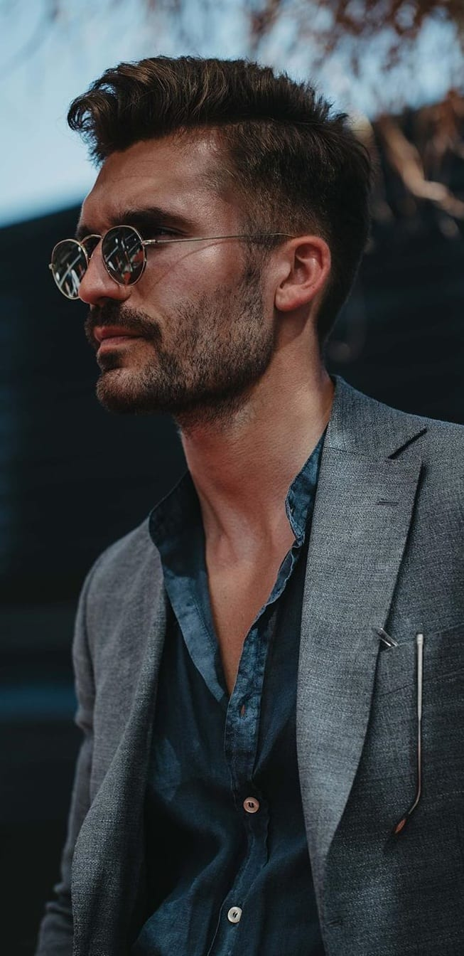 Modern Spike Style For Men To Try