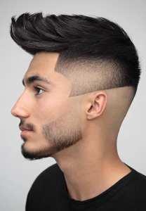 Perfect Fade Haircut For Men
