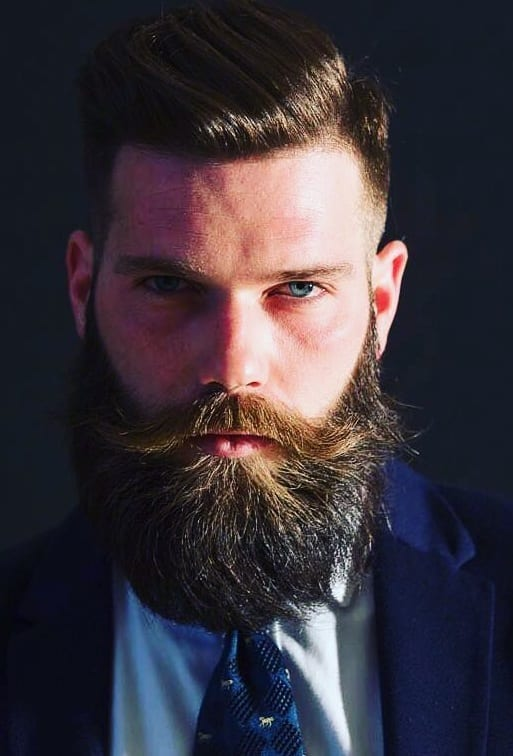 Perfect Verdi Beard Style For Men