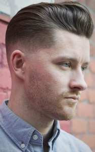 Pompadour Hairstyle for Men!