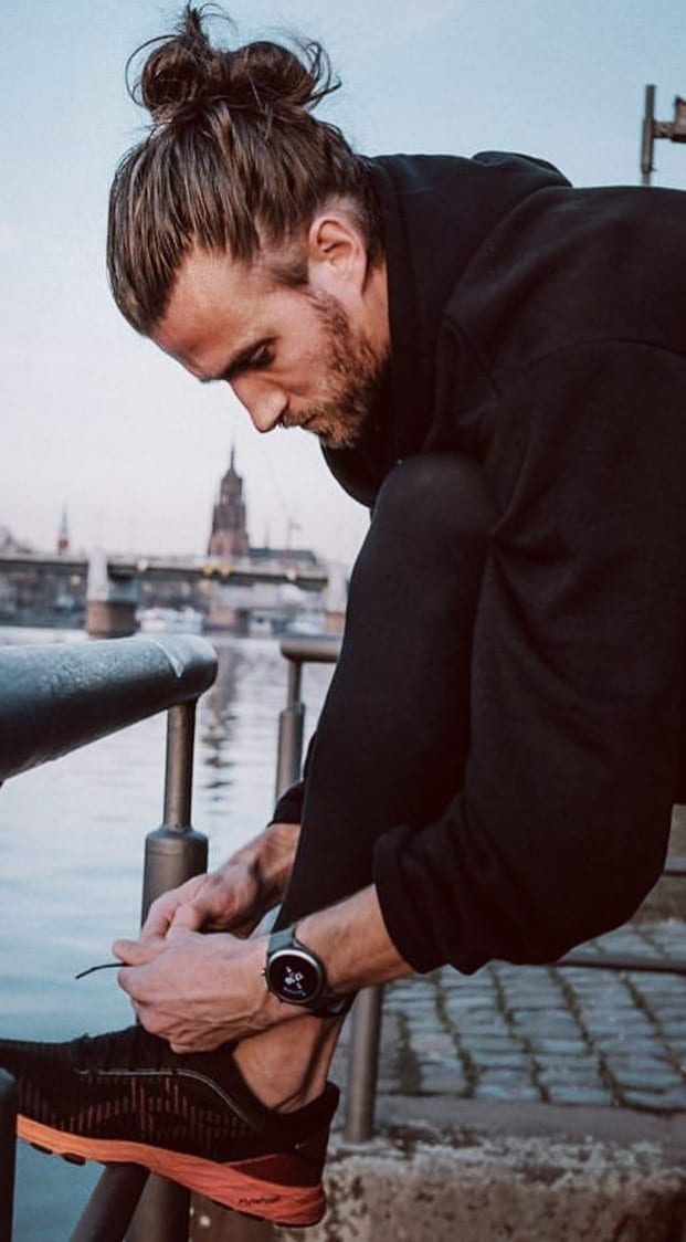 Ponytail Hairstyle For Men In 2019