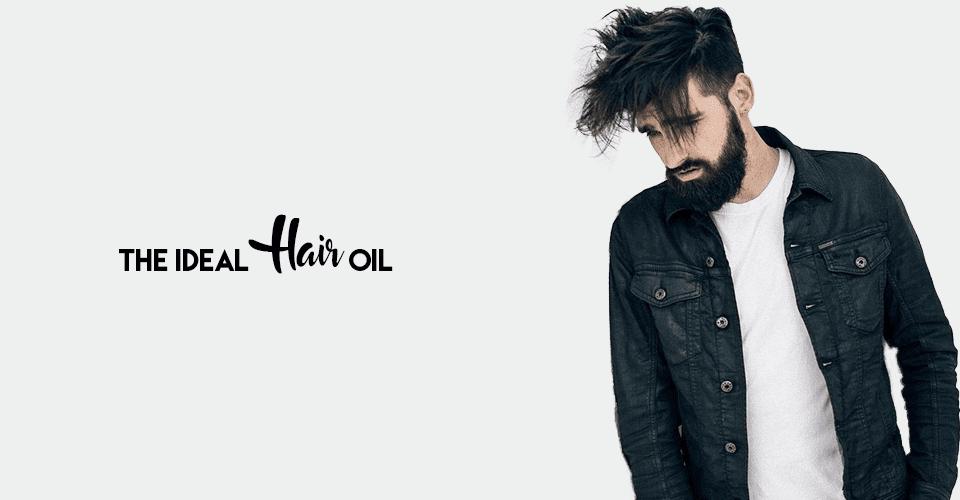 Popular hair oil