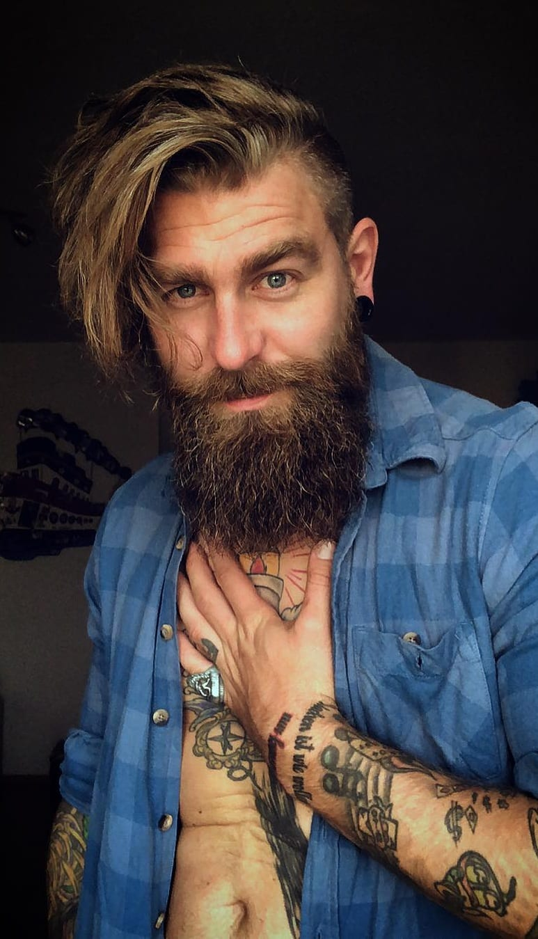 Sexy Looks For Men – Long Hairstyles To Style