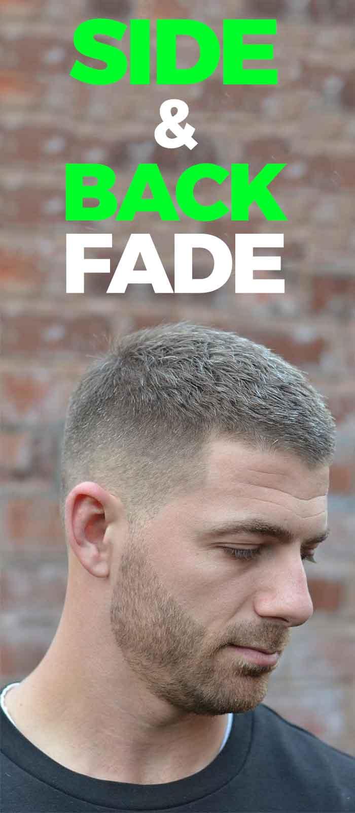 Side & Back Fade Combo!