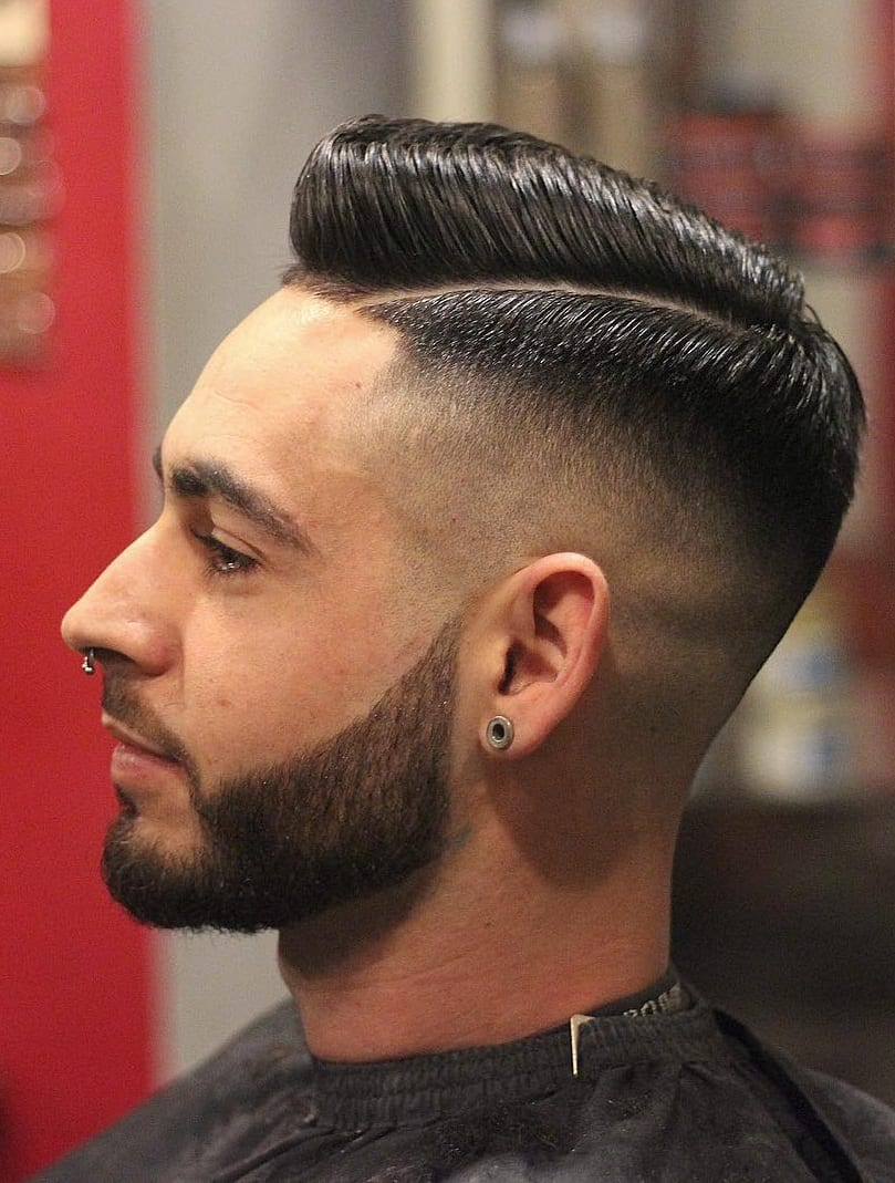 Side Fade Haircut For Boys 2019