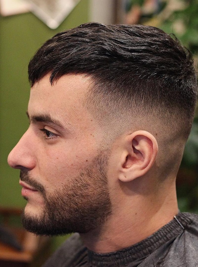 Side Fade Haircut for Men 2019