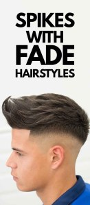 Spikes With Fade Haircut!
