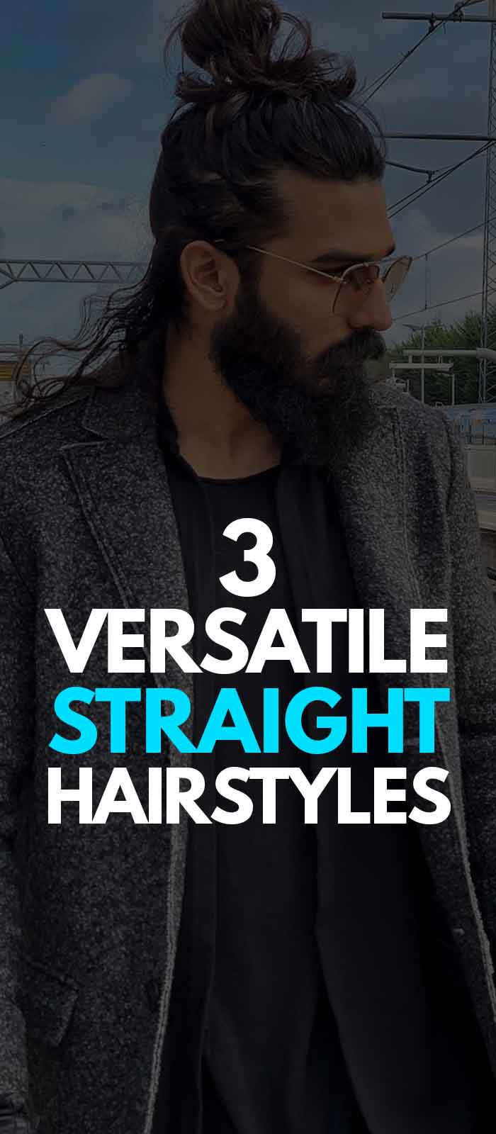 Straight Hairstyles 2019