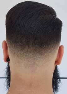 The Back Fade Hairstyle – The Smart & Charming Look