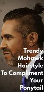 Trendy-Mohawk-Hairstyle-To-Compliment-Your-Ponytail.
