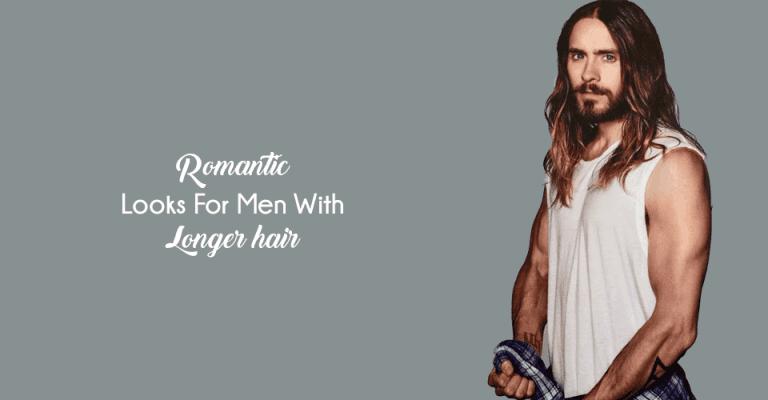 best romantic looks for longer hair