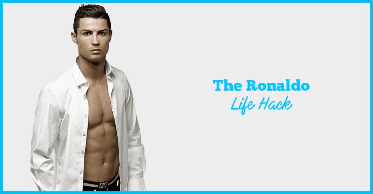 best ronaldo hairstyles for men