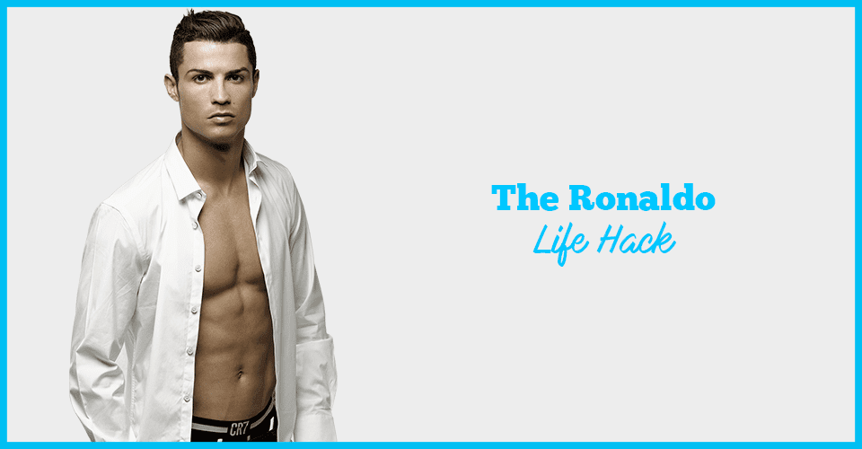 best ronaldo hairstyles for men