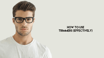 best ways to use trimmiers