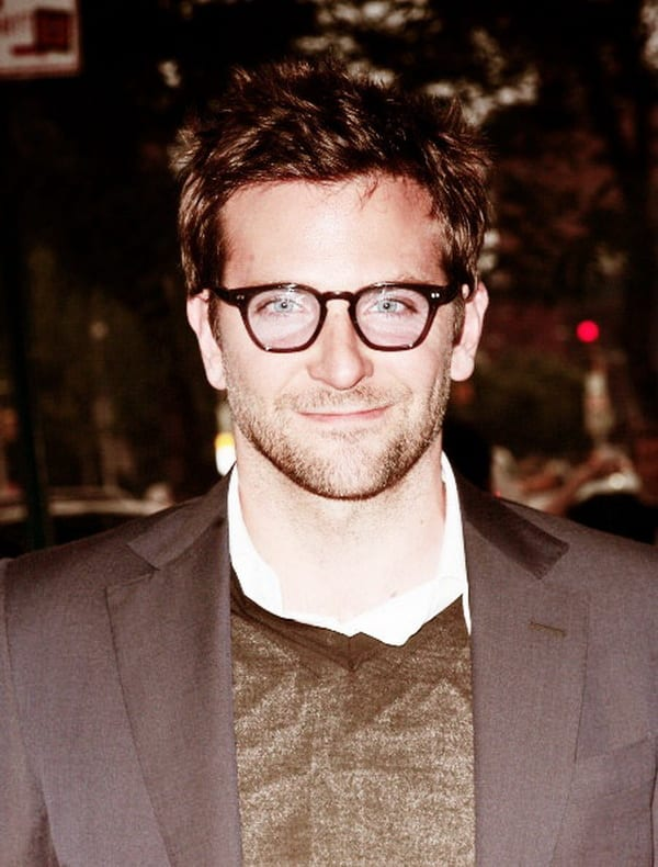 bradley cooper with glasses