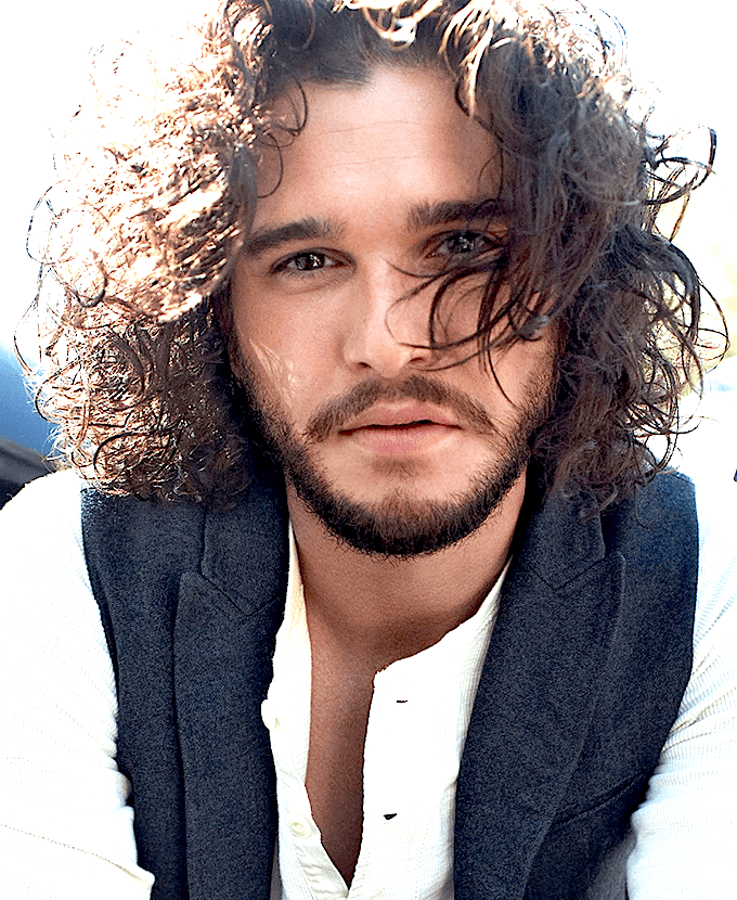 15 Romantic Haircuts Men With Curly Hair Can Try To