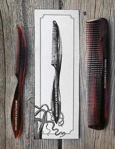 mustache comb grande