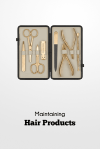 pictures of best ways to maintain hair products