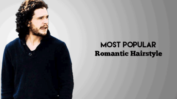 popular romantic hairstyle