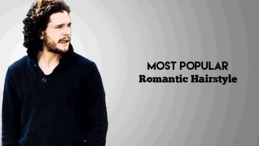 popular romantic hairstyle