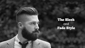 popular Sleek And Fade Style