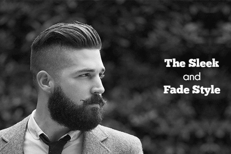 popular Sleek And Fade Style
