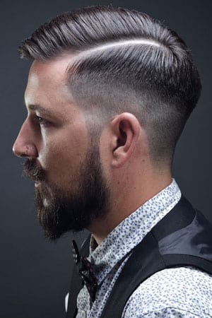 sleek-back-fade