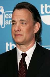 tom hanks straight long hair